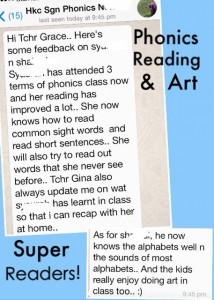 Super readers phonics