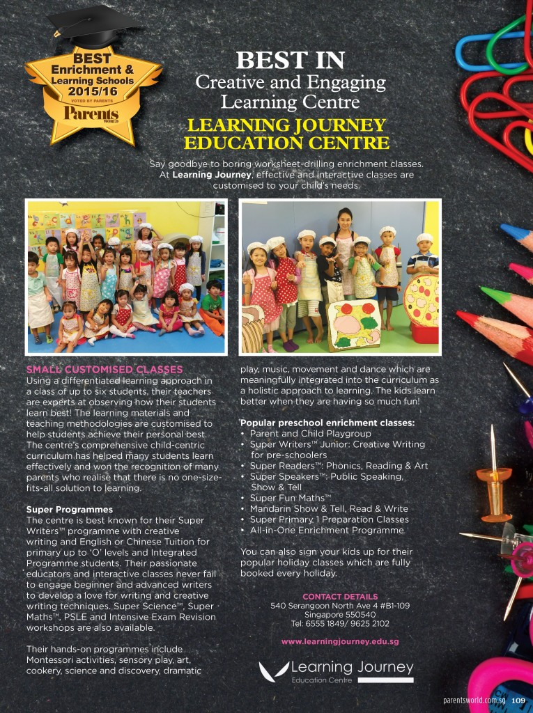 best of enrichment centres learing journey education centre