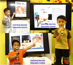 Show Tell Public Speaking Kids Singapore