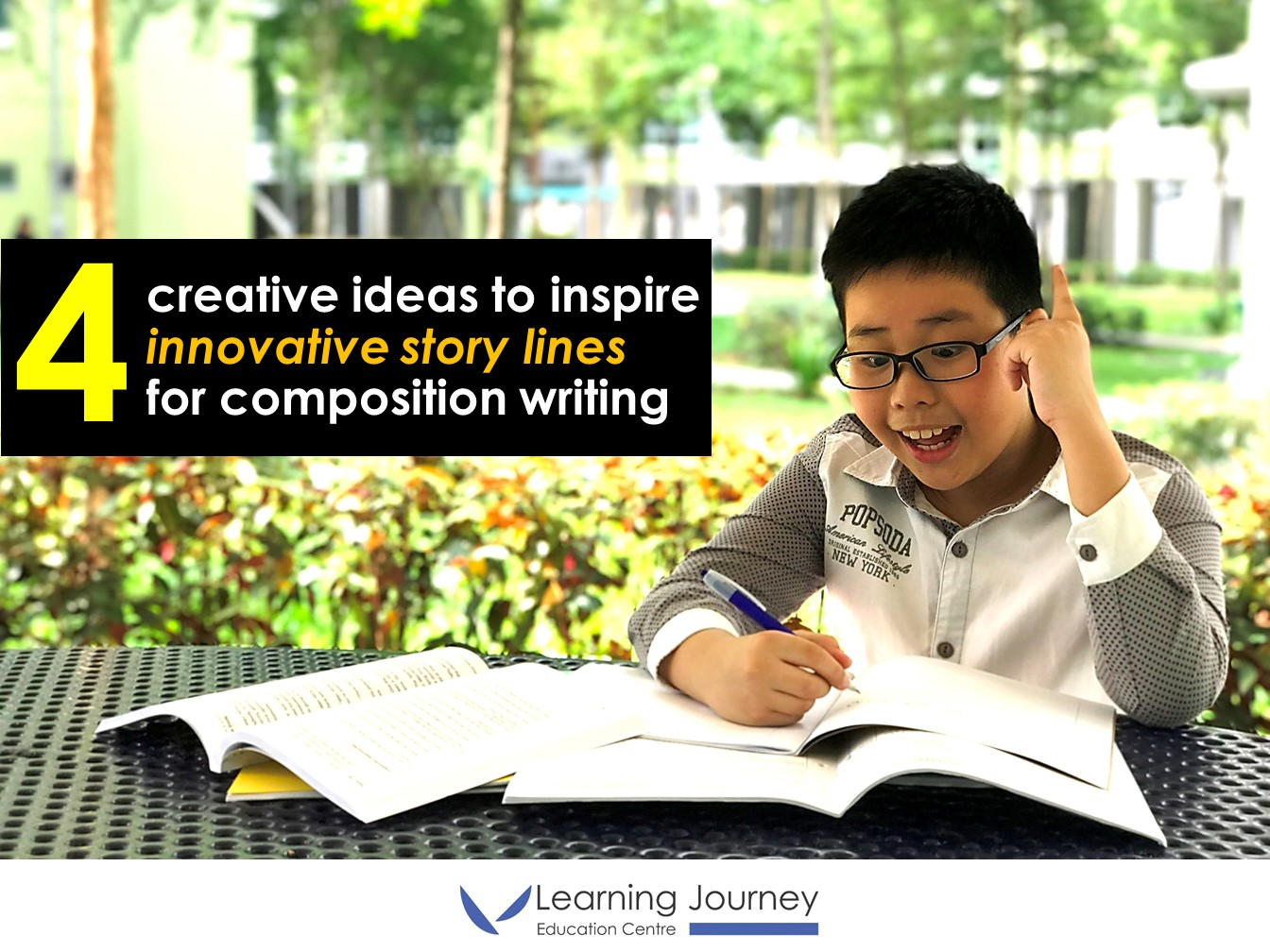 creative writing story ideas discovery Discovery consists not in seeking new lands, but in seeing with new eyes ~ marcel proust discovering things in a whole new perspective find this pin and more on hsc discovery creative writing ideas by al k.