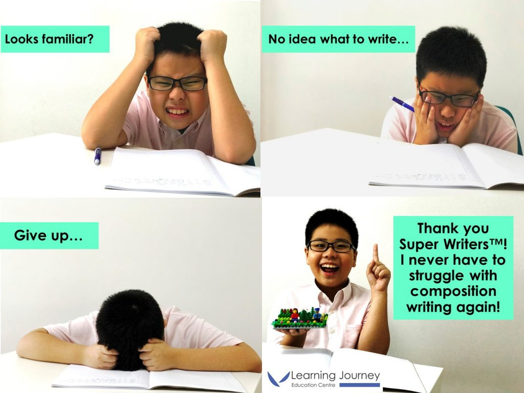 15 types of composition writers in Singapore – Learning