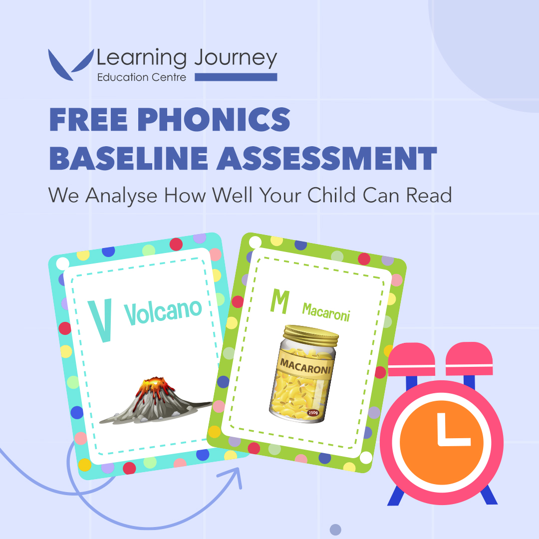 Get a Head start: Phonics Baseline Assessments for Your Child